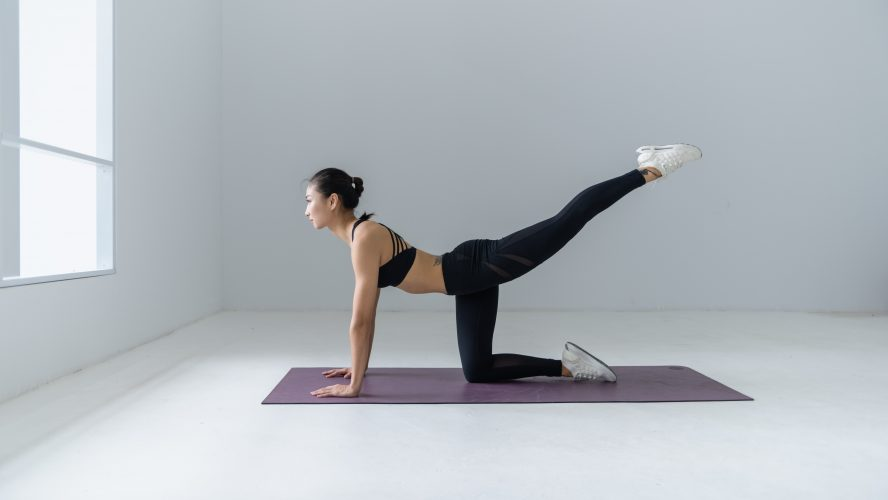 Desk Yoga Poses for People Who Work In An Office