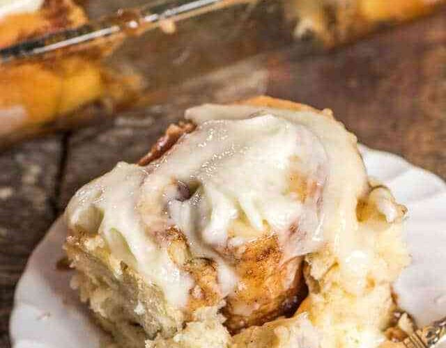 The BEST Cinnamon Rolls Ever…Seriously